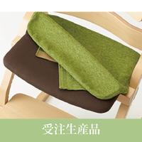 【受注生産】lec-00010 アップライトチェア座面カバー(布10色or合皮10色)