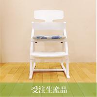 【受注生産】lec-0005 アップライトチェア(フレーム 8色 + 布ツミキ or 布ボンボン)