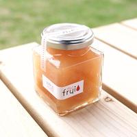 【新入荷】frui(フリュイ)リンゴジャム(180g)1個単品