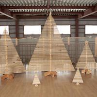 森の樹のツリー(床置きタイプL)