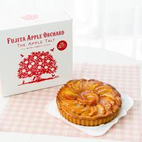 りんご園で焼いた至福のアップルタルト