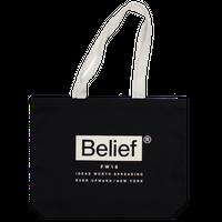 BELIEF NYC Box Logo Tote