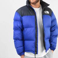 The North Face Retro Nuptse Jacket AZTEC BLUE