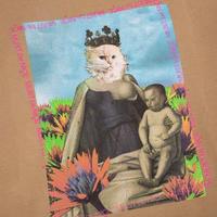 RIPNDIP Fouquet Madonna Hoodie (Tan)