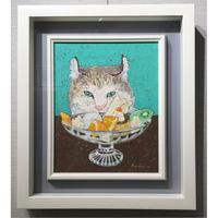 猫にプリンアラモード