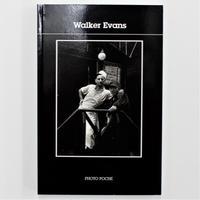 Photo Pocheシリーズ『Walker Evans』