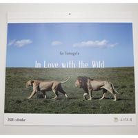 """山形豪2020カレンダー""""In Love with the Wild"""""""