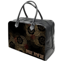 SAMURAI SHOGUN ODA emblem Holdalls traveling Bag