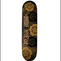 Samurai SHOGUN ODA emblem Skateboard