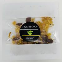お試し用 FruiTeaCious   食べれるフルーツティー  マンゴー味