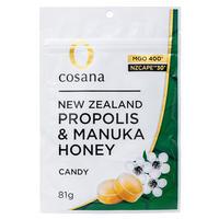 NZ産プロポリス入りマヌカハニーMGO400+ キャンディ