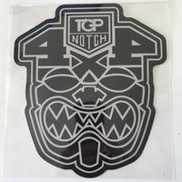 FMHI x TOP NOTCH Auto motive Collab OG AKUA Sticker