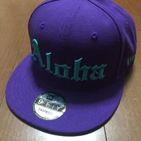 FMHI ALOHA Grape hat
