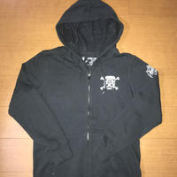 "FMHI ""WAR READY"" Zip up Hoodie BLACK"