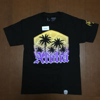 FMHI OG AKUA SUNSET PURPLE/YELLOW TEE