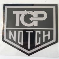 FMHI x TOP NOTCH Auto motive Collab TNA Sticker