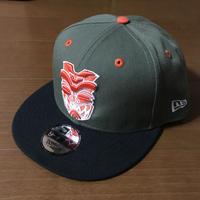 "FMHI  ""3.0AKUA PAKALOLO"" NEW ERA SNAP BACK Hat"