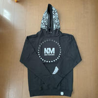 "FMHI ""HUAKA'I PO NIGHT MARCHER"" PULLOVER Hoodie BLACK"