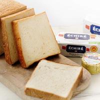 究極の最高級食パン『 ふじ森』|  約19cm 1斤半:当店いちばん人気の最高峰食パン。フランス産発酵バターを贅沢に練りこみしっとりモチモチ食感が病みつきに。