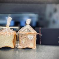 【大人気!!】2種ギフトセット ~2つの食パンがハーフサイズで楽しめる~贈り物にも最適♪