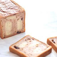※店頭お受け取り  季節の食パン『 プレミアムベリー〜ホワイトチョコ仕立て〜』|  約20cm 1斤半