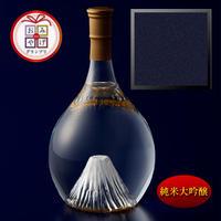 富士の酒 飛竜乗雲 純米大吟醸(風呂敷:テツコン)