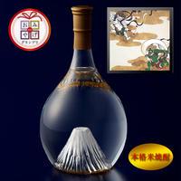 富士の酒 飛竜乗雲 本格米焼酎(風呂敷:風神雷神)