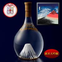 富士の酒 飛竜乗雲 純米大吟醸(風呂敷:赤富士)