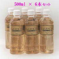 La GRACIA フルボ酸 500ml x 6本セット