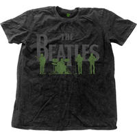 ビートルズ (THE BEATLES) MEN'S FASHION TEE: SAVILLE ROW LINE-UP