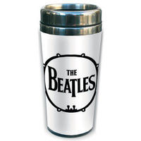 ビートルズ (THE BEATLES) セラミックトラベルマグ: DRUM