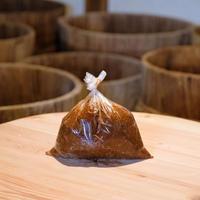 合わせ糀みそ自然 自然栽培×天然麹菌(野生麹菌) 1kg袋入                 生産者:丸瀬家
