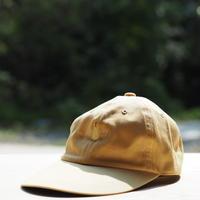 吹上農園の公式 農作業帽子2。