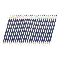 パイロット こすると消える色鉛筆 フリクションカラードペンシル PF-15 全24色 単品販売