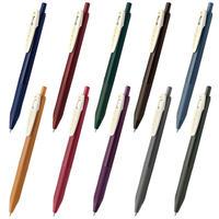 ゼブラ サラサクリップ ビンテージカラー 0.5 JJ15-V 5色 単品  2本1組