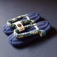 チャリティ布ぞうり for 西日本豪雨災害支援 / フラワーF:M