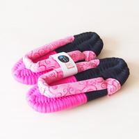 ファンタジックなピンクの鼻緒のふっくら布ぞうり:S