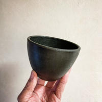 Black bowl Pot  (11cm)