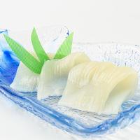 いかソーメン(タレなし) 3枚入 (冷凍)