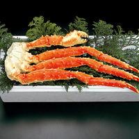 タラバ蟹足(ボイル済)1kg前後 (冷凍・冷蔵)