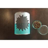 霧島のカキドオシとハトムギ茶 リーフ缶 60g |伝統茶tabel