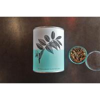 高知・黒潮町の視界すっきり花はぶ茶 リーフ缶 20g  |伝統茶tabel