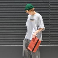 [WEB LIMITED] M014 クラッチバッグ / ブラウン
