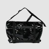 030 MESSENGER BAG _black