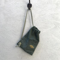 FUKURAFT / US Military Fabric Shoulder Bag for iPhone (FR-0003)