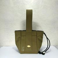 FUKURAFT / Japanese Canvas Tote Bag -S / KHA (FR- 0011)