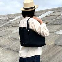 Japanese Canvas ROMEO TOTE -3.1 S  FR-0134) / Black