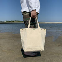 CARRYALL / TOTE BAG - L / Off White