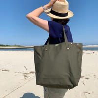 CARRYALL /TOTE BAG - L / Dark Green