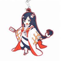 『愛姫MEGOHIME』ラバーストラップ